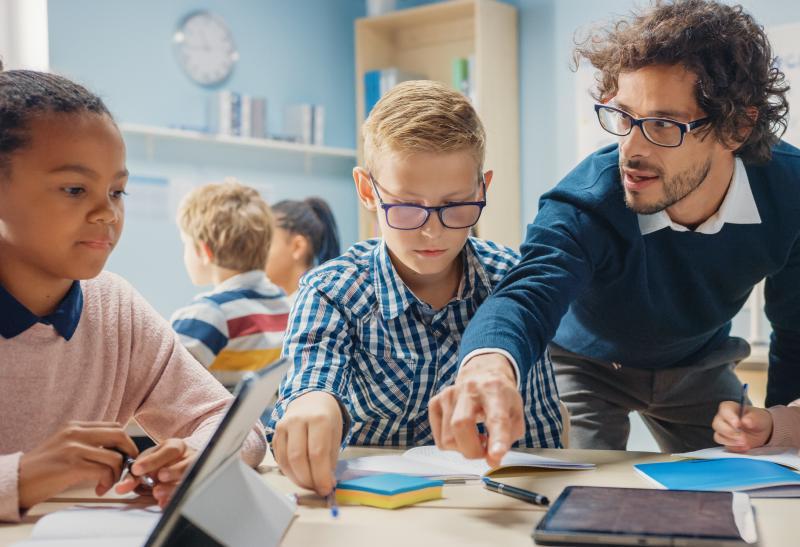 Veille sur les ressources pédagogiques pour l'enseignement du français (FLE, FOS…)