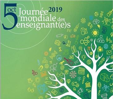 Journée mondiale des enseignant(e)s 2019