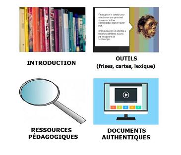 Enseigner l'histoire en français