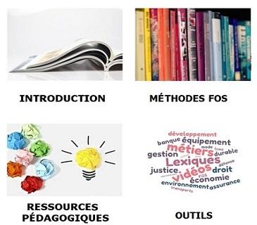 Enseigner le français des métiers : sélection de ressources de français sur objectifs spécifiques (FOS)