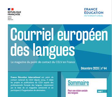 Courriel européen des langues n° 44 : Pour une vision sociale des langues : hommage à Francis Goullier