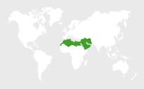 Afrique du Nord et Moyen-Orient