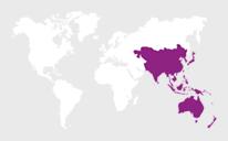 Asie et Pacifique