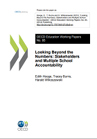 Looking beyond the numbers : stakeholders and multiple school accountability