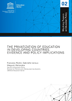 The privatization of education in developing countries