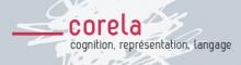 Corela : cognition représentation langage