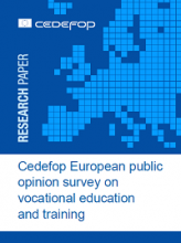 Cedefop european public opinion survey on vocational education and training