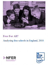 Free for all?Analysing free schools in England, 2018