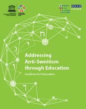 Addressing anti-semitism through education: guidelines for policymakers