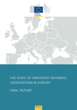 The state of university-business cooperation in Europe: final report