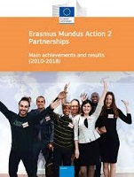 Erasmus Mundus Action 2 partnerships: main achievements and results (2010-2018)