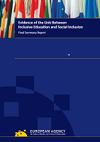 Evidence of the link between inclusive education and social inclusion: final summary report