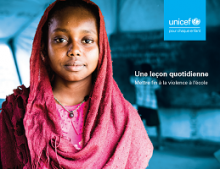 Une leçon quotidienne : mettre fin à la violence à l'école