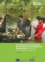 Le respect des communautés dans le cadre du développement international : langues et compréhension culturelle