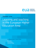 Trends 2018 : Learning and teaching in the European Higher Area