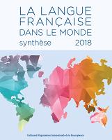 La langue française dans le monde 2018 : synthèse