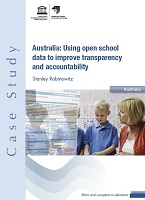 Australia: using open school data to improve transparency and accountability