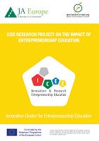 Innovation cluster for entrepreneurship education