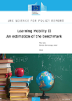 Learning mobility II: an estimation of the benchmark