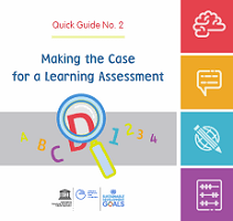 Quick guide no. 2: making the case for a learning assessment