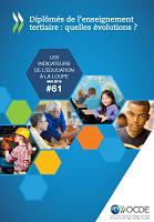 n°61 - Diplômés de l'enseignement tertiaire : quelles évolutions ?
