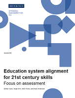 Education system alignment for 21st century skills