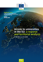 Access to universities in the EU: a regional and territorial analysis