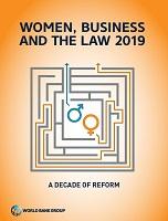 Les femmes, l'entreprise et le droit 2019