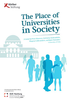 The place of universities in society