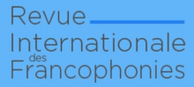Revue internationale des francophonies