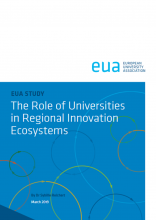 The Role of universities in regional innovation ecosystems