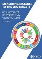 Measuring distance to the SDG targets 2019: an assessment of where OECD countries stand