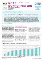 n° 19.19 - juin 2019 - La carrière des enseignants en Europe
