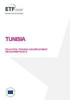 Tunisia: education, training and employment developments 2018