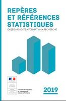 Repères et références statistiques 2019 : enseignements, formation, recherche