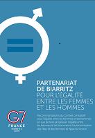 Partenariat de Biarritz pour l'égalité entre les femmes et les hommes : recommandations du Conseil consultatif pour l'égalité entre les femmes et les hommes en vue de faire progresser l'égalité entre les femmes et les hommes et l'autonomisation des filles et des femmes et appel à l'action