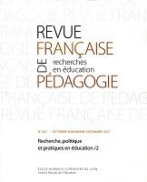Recherche, politique et pratiques en éducation / 2 : espaces, acteurs et supports de médiation