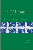 vol. 35, n° 1 - 2009 - Éducation et autorité