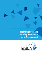 Framework for the quality assurance of e-assessment