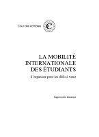 La mobilité internationale des étudiants : s'organiser pour les défis à venir