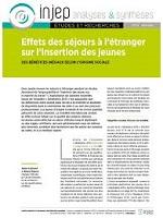 Effets des séjours à l'étranger sur l'insertion des jeunes : des bénéfices inégaux selon l'origine sociale