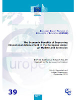 The economic benefits of improving educational achievement in the European Union : an update and extension