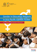 Gender in education network in Asia-Pacific (GENIA) toolkit: promoting gender equality in education