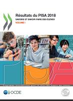 Résultats du PISA 2018 (volume I) : savoirs et savoir-faire des élèves