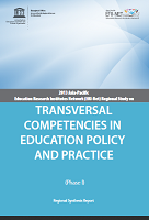 2013 Asia-Pacific education research institutes network (ERI-Net) regional study on transversal competencies in education policy and practice (phase I): regional synthesis report