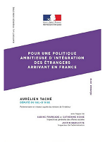Pour une politique ambitieuse d'intégration des étrangers arrivant en France