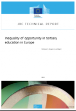 Inequality of opportunity in tertiary education in Europe