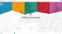10000 ans d'économie : 200 dates qui ont marqué l'histoire de l'économie