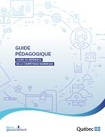 Guide pédagogique : cadre de référence de la compétence numérique