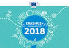 Erasmus+ annual report 2018